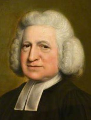 Picture of quotation author Charles Wesley