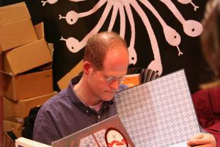 Picture of quotation author Chris Ware