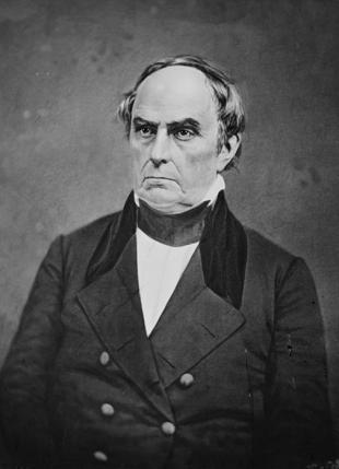 Picture of quotation author Daniel Webster