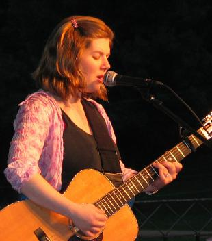 Picture of quotation author Dar Williams