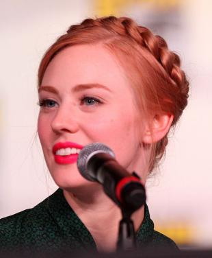 Picture of quotation author Deborah Ann Woll