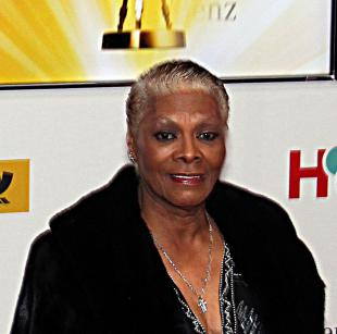 Picture of quotation author Dionne Warwick