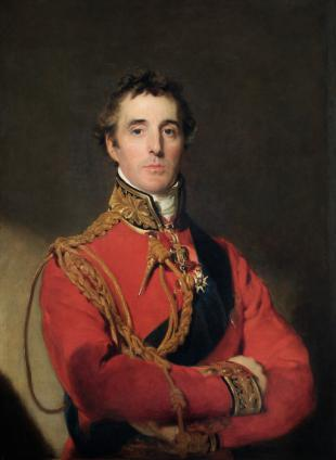Picture of quotation author Duke of Wellington