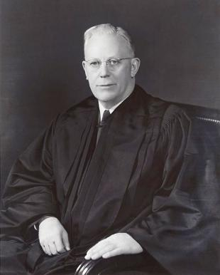 Picture of quotation author Earl Warren
