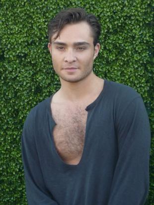 Picture of quotation author Ed Westwick