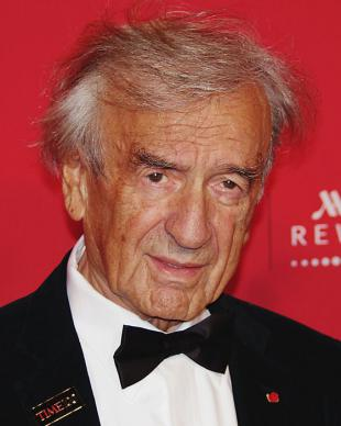 Picture of quotation author Elie Wiesel