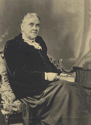 Picture of quotation author Ellen G. White