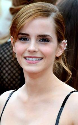 Picture of quotation author Emma Watson