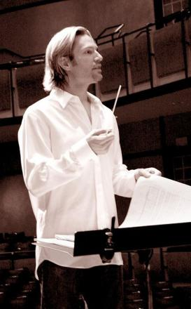 Picture of quotation author Eric Whitacre