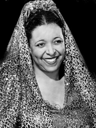 Picture of quotation author Ethel Waters