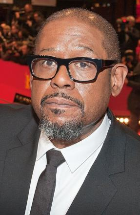 Picture of quotation author Forest Whitaker