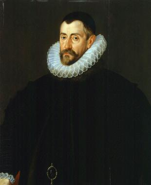Picture of quotation author Francis Walsingham