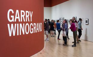 Picture of quotation author Garry Winogrand