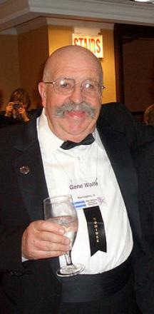 Picture of quotation author Gene Wolfe