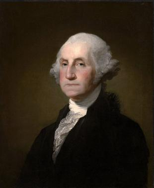 Picture of quotation author George Washington