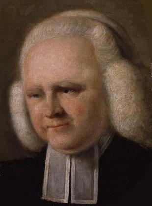 Picture of quotation author George Whitefield