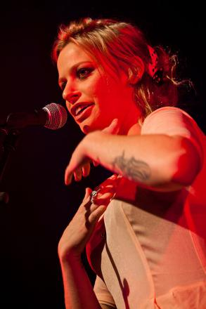 Picture of quotation author Gin Wigmore