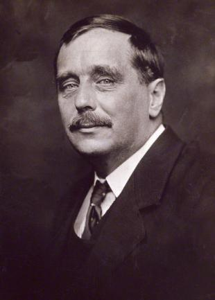 Picture of quotation author H. G. Wells