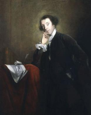 Picture of quotation author Horace Walpole