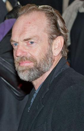 Picture of quotation author Hugo Weaving