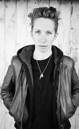 Picture of quotation author iO Tillett Wright