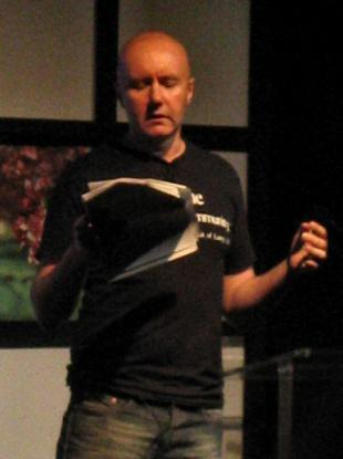 Picture of quotation author Irvine Welsh