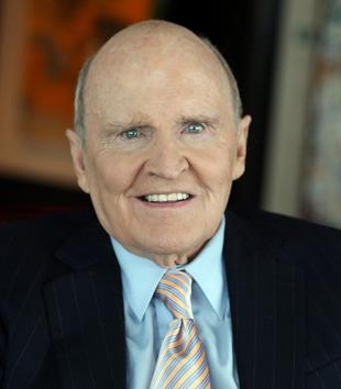 Picture of quotation author Jack Welch