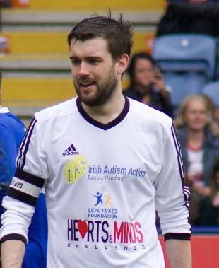 Picture of quotation author Jack Whitehall