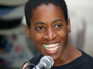 Picture of quotation author Jacqueline Woodson