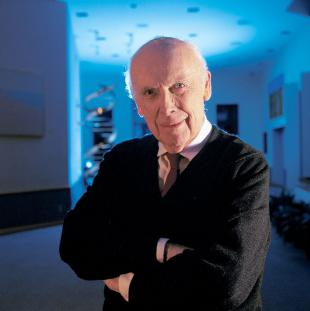 Picture of quotation author James D. Watson