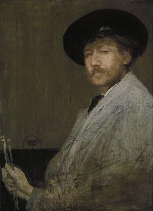 Picture of quotation author James Whistler