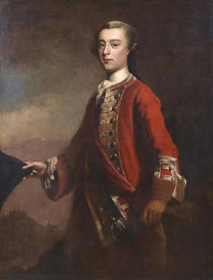 Picture of quotation author James Wolfe