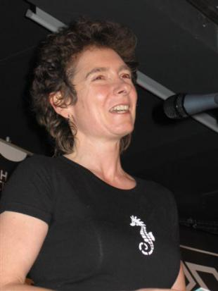 Picture of quotation author Jeanette Winterson