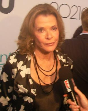 Picture of quotation author Jessica Walter