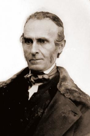 Picture of quotation author John Greenleaf Whittier