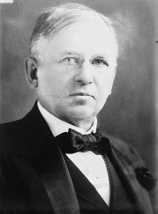 Picture of quotation author John Wanamaker