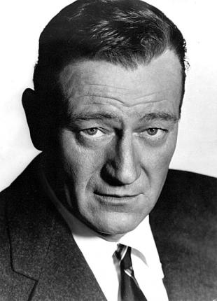 Picture of quotation author John Wayne