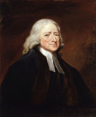Picture of quotation author John Wesley
