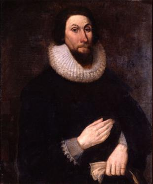 Picture of quotation author John Winthrop