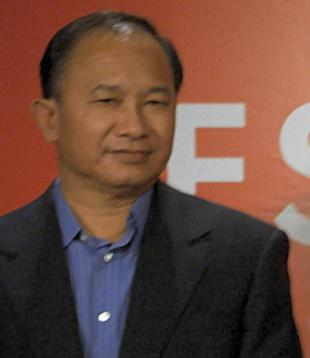 Picture of quotation author John Woo
