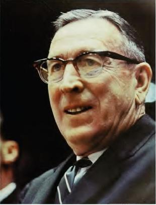 Picture of quotation author John Wooden