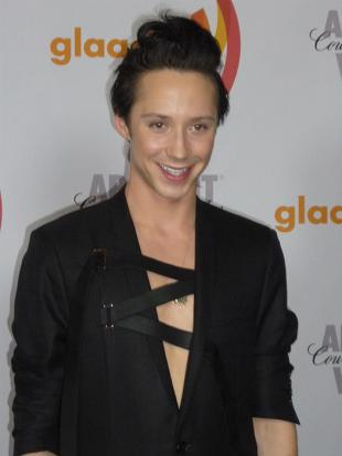 Picture of quotation author Johnny Weir