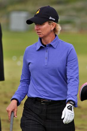 Picture of quotation author Karrie Webb