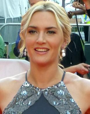 Picture of quotation author Kate Winslet