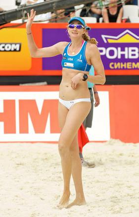 Picture of quotation author Kerri Walsh