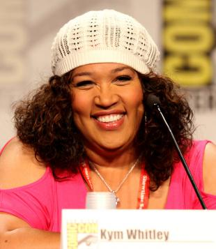Picture of quotation author Kym Whitley