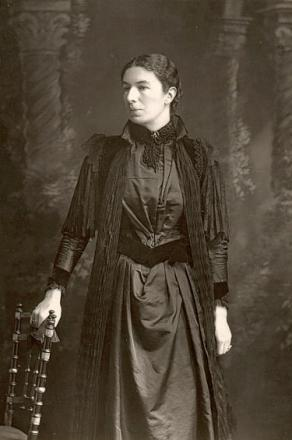 Picture of quotation author Mary Augusta Ward