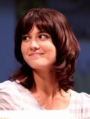 Picture of quotation author Mary Elizabeth Winstead
