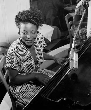 Picture of quotation author Mary Lou Williams