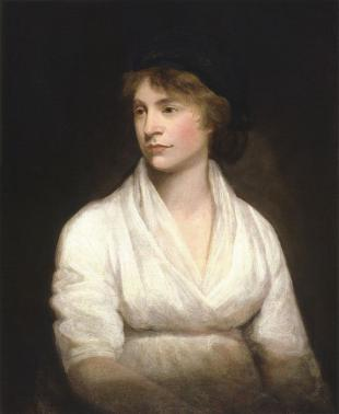Picture of quotation author Mary Wollstonecraft